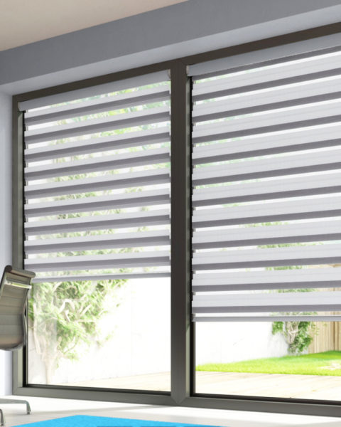 how to clean day night blinds