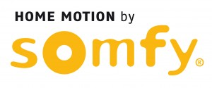 Somfy HMBS logo Motorised Blinds