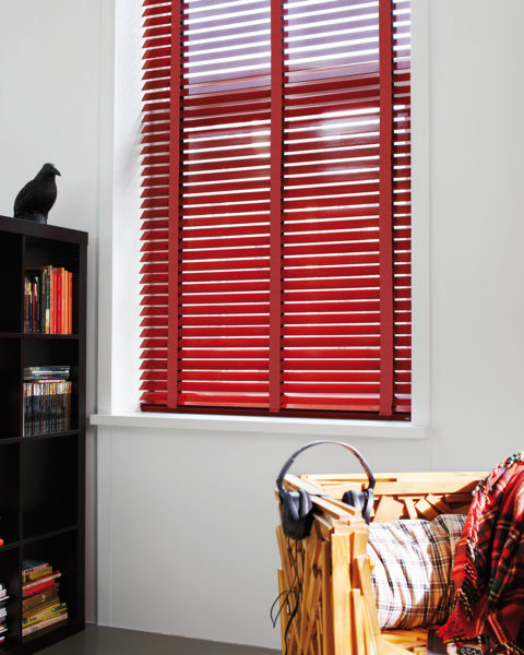 Luxaflex Wood Venetian Blinds Cardiff