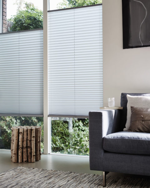 Luxaflex Plisse Blinds Cardiff
