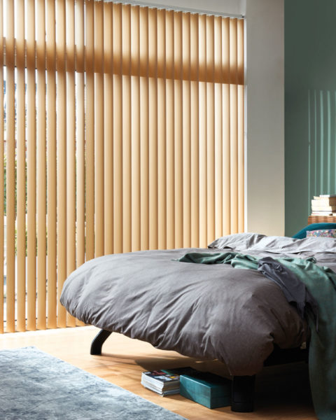 Luxaflex Vertical Blinds Cardiff
